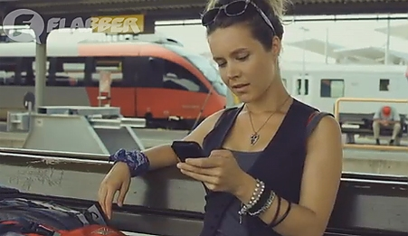 Videoproductie voor T-Mobile Travel & Surf
