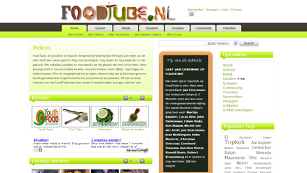 FoodTube.nl
