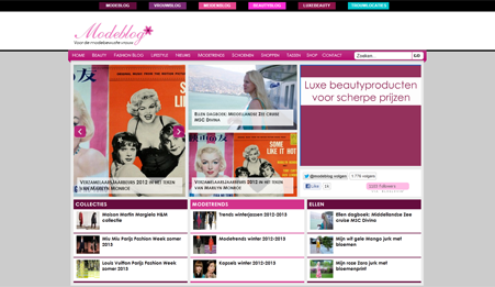 modeblog.nl (fem media)