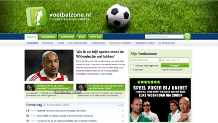 voetbalzone.nl